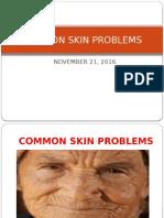 Skin Problem