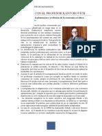 """Resumen del libro """"ALGUNOS CREADORES DEL PENSAMIENTO ECONOMICO CONTEMPORANEOS"""""""