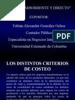Costeo Directo Costeo Abosorbente (1)