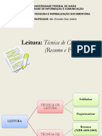 Aula 04 - Leitura_Técnica de Condensaç_o (Resumos e Fichamentos)