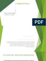 Diapos Analisis Dimensional