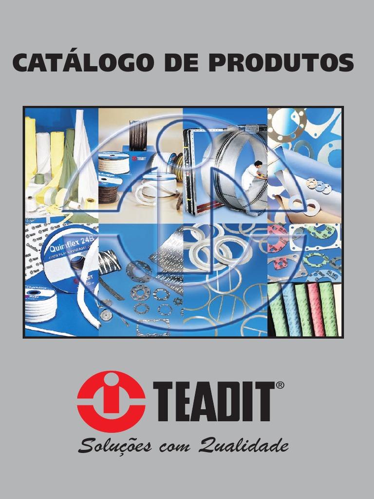 Catalogo teadit for Catalogo pdf