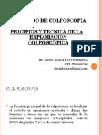 Principios de Colposcopia
