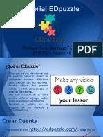 Tutorial EDpuzzle. Profesor- Nino, Santiago Fabricio ETR TIC Región 18