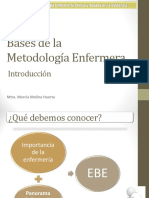 1 Bases de La Metodologia Enffermera