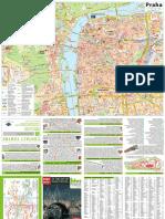 Prague City Pass Map