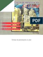 Técnicas de Presentación en color -  Una guía para arquitectos y diseñadores de interiores - ARQUILIBROS - AL.pdf
