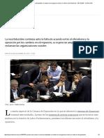 Arrancó Una Sesión Crucial en Diputados_ Se Tratan La Emergencia Social y La Reforma de Ganancias - 06.12