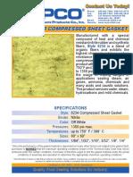 6234 Product Sheet