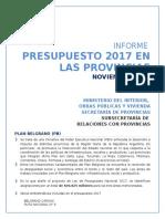 Plan Belgrano Presupuesto 2017