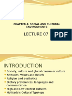 Chapter 04- Global marketing