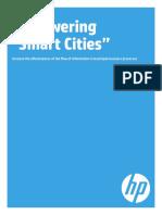 Smart Cities PoV