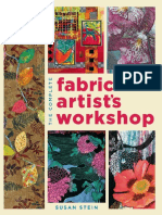 Complete Fabric Artist Work Shoop