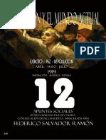 La Religión y el Mundo Actual  de Federico Salvador Ramón – 12 – Ejercito. Paz. Revolución