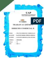 140185732 Trabajo Academico Derecho Comercial II