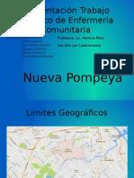 CABA, BARRIO DE NUEVA POMPEYA