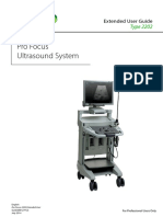 Ultrasonido Bkm Pro Focus 2202