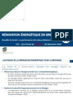 Rénovation énergetique Bretagne - UFC que choisir