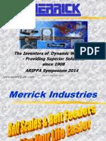 3 Merrick ARIPPA Symposium Presentation 2014