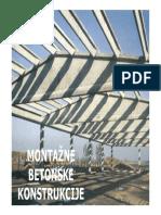 Montazne betonske konstrukcije