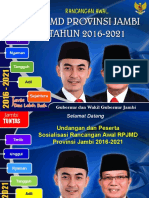 rpjmd jambi 2016-2021