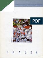 LIBRO Lengua. Materiales de Apoyo Para La Form
