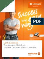 OSRAM - LEDVANCE Luminaires Brochure