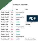 Spc-2017 Meeting Dates