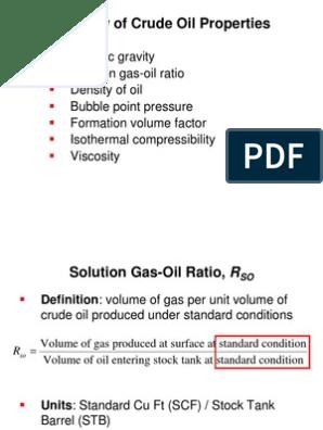 Feb 1 Week | Petroleum Reservoir | Density