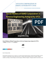 SECRET HISTORY OF RAND CORPORATION IN REVERSE ENGINEERING ANTIGRAVITY UFOS.pdf