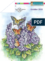 Stampendous October 2016 Catalog