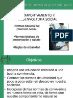 11 Normas de Protocolo y Usos Sociales en Distintas Situaciones