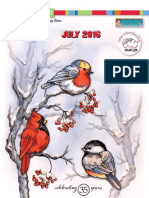 Stampendous July 2016 Catalog