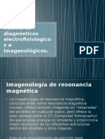 Auxiliares Diagnósticos Electrofisiológicos e Imagenológicos