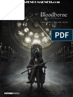 Bloodborne Printable Item List | Weaponry | Leisure