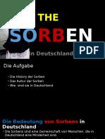 The Sorben