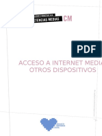 Manual Acceso Internet Mediante Otros Dispositivos