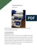 Metode Kerja Bentonite Cement Pile