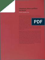 Etica, Literatura e politica