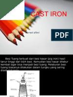Material Teknik (Cast Iron)