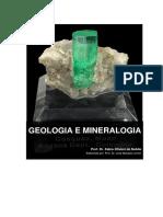 Apostila de Geologia e Mineralogia Prof