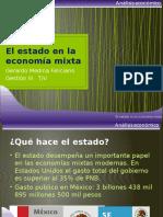 El Estado en La Economia