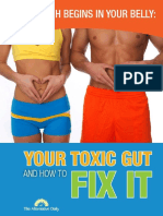 Your Toxic Gut & How to Fix It