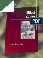 James Wierzbicki Elliott Carter
