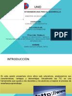5.Tecnologías de la información y educación para la sociedad de la información