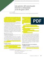 Asma Pediatria 2015 Guia Gina