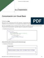 Comunicación Con Visual Basic _ Ardubasic