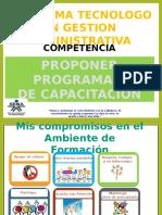 Plan de Capacitaciones Fernando Sanchez
