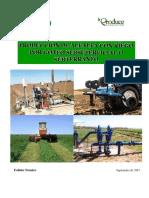 Sistema Riego Subterraneo Para La Alfalfa