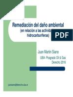 2016 - UBA - Oil & Gas - Remediación Del Daño Ambiental [Compatibility Mode]